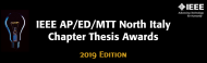 Dr. Gottardi awarded the IEEE Chapter Best PhD Thesis